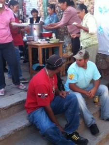 Callejón del Ejido's fiesta 11/2012.