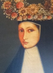 Crowned Nun